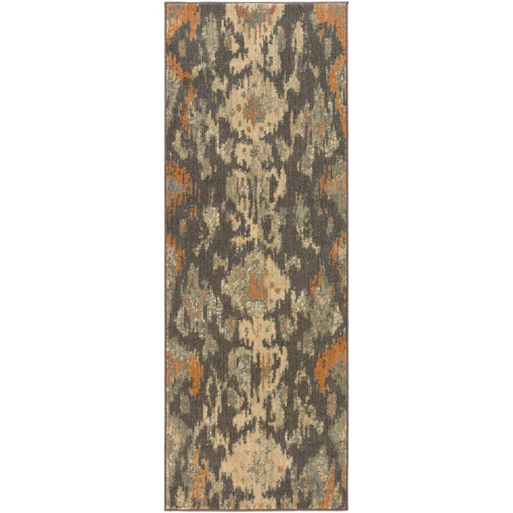 "Arabesque 2'7"" x 7'3"" Runner Rug by Ruby-Gordon Accents at Ruby Gordon Home"