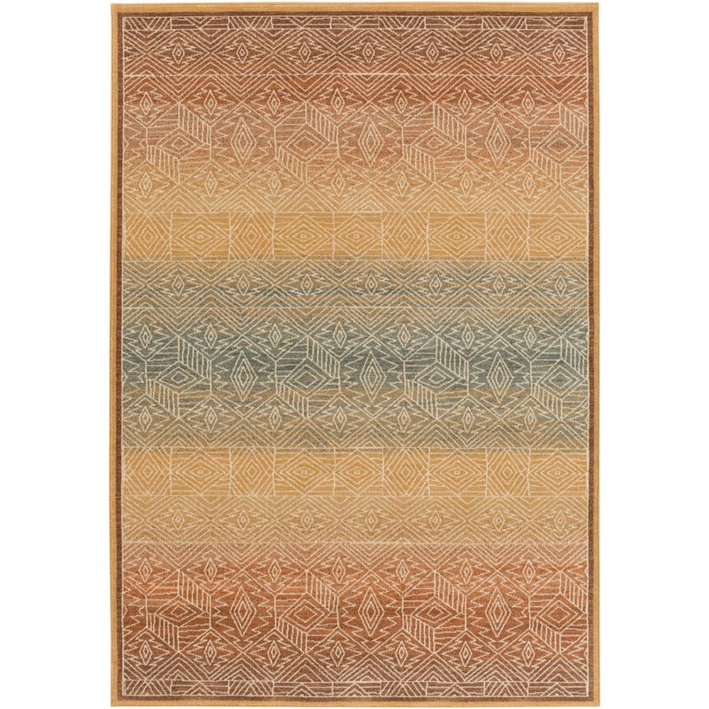 "Arabesque 1'10"" x 2'11"" Rug by 9596 at Becker Furniture"