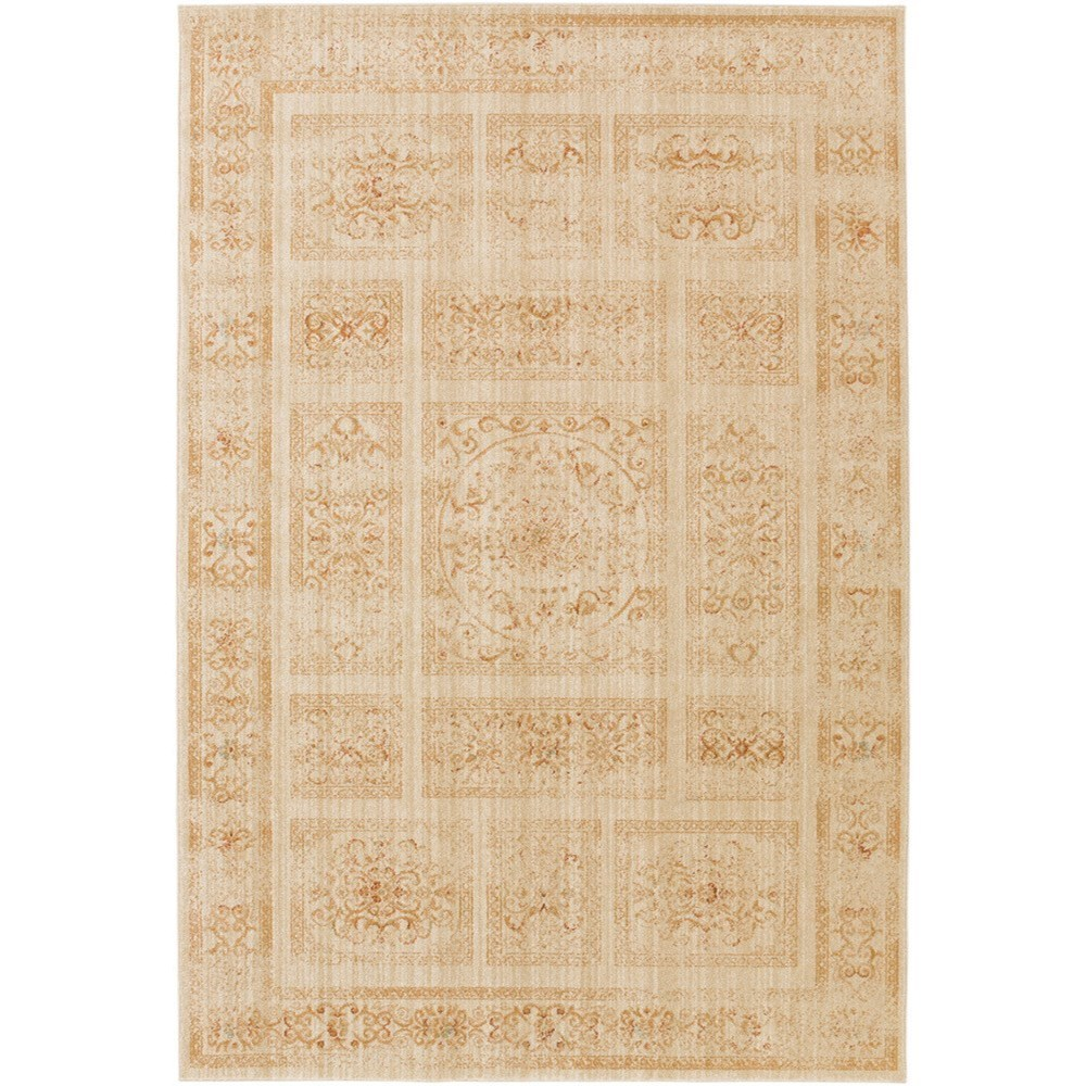 "Arabesque 7'10"" x 9'10"" Rug by 9596 at Becker Furniture"