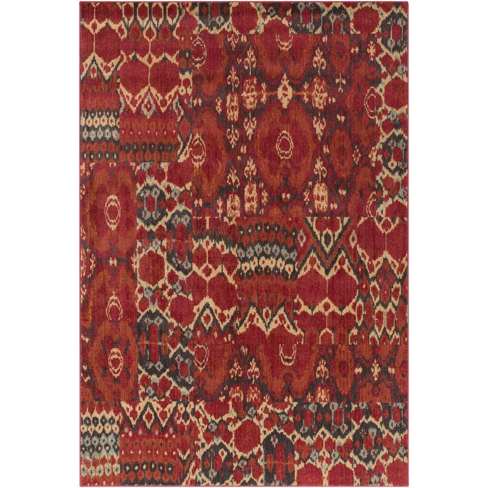 "Arabesque 5'3"" x 7'3"" Rug by 9596 at Becker Furniture"