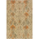 "Surya Arabesque 5'3"" x 7'3"" Rug - Item Number: ABS3057-5373"