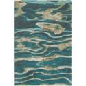 "Surya Artist Studio 2' 6"" x 8' Runner Rug - Item Number: ART243-268"