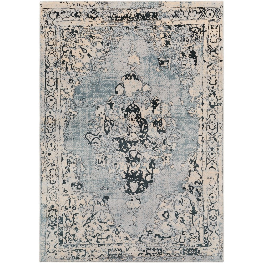 "Asia Minor 7'10"" x 10'3"" Rug by 9596 at Becker Furniture"