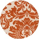 Surya Athena 8' x 8' Round Rug - Item Number: ATH5138-8RD