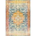 """Surya Aura silk 5'3"""" x 7'6"""" Rug - Item Number: ASK2304-5376"""