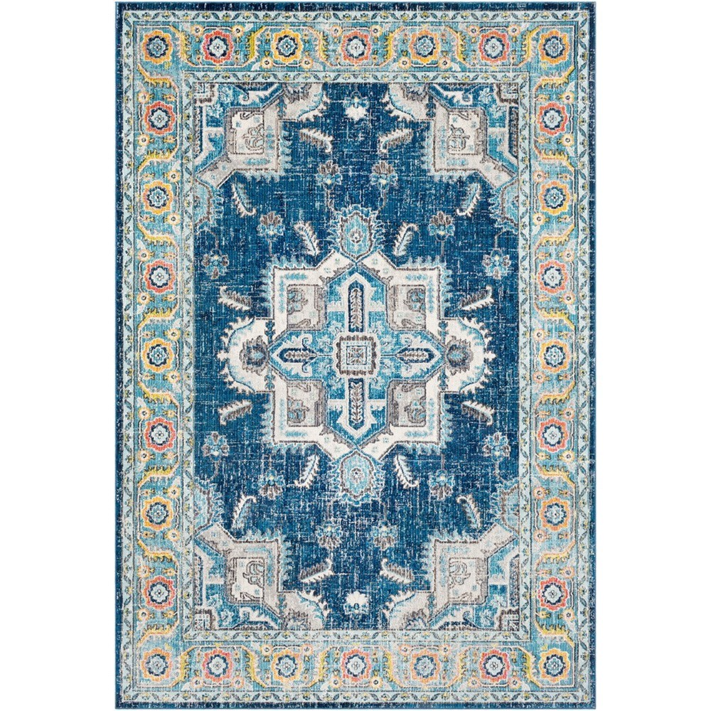 "Aura silk 7'10"" x 10'3"" Rug by 9596 at Becker Furniture"