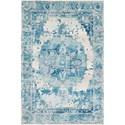 """Surya Aura silk 5'3"""" x 7'6"""" Rug - Item Number: ASK2328-5376"""