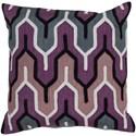 Surya Aztec Pillow - Item Number: AR107-2020