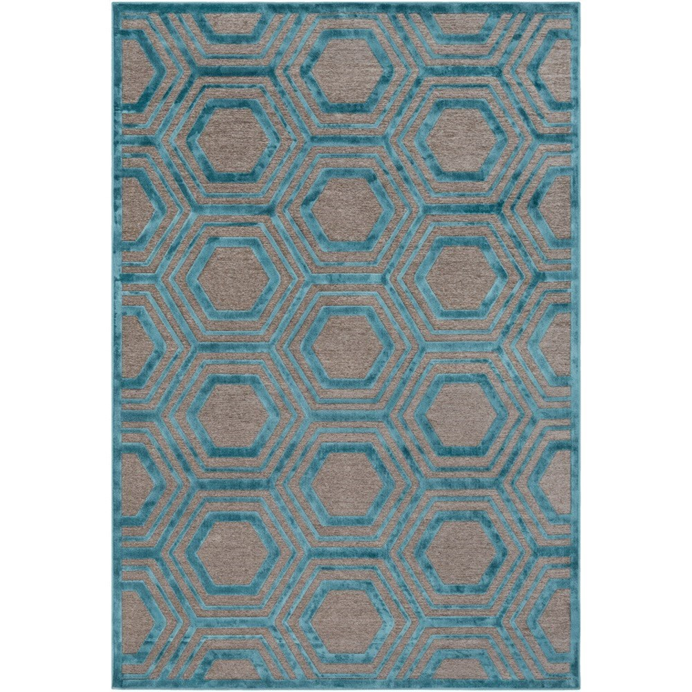 "Basilica 4' x 5'7"" Rug by 9596 at Becker Furniture"