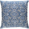 Surya Batik Pillow - Item Number: BAT002-2222