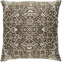 Surya Batik Pillow - Item Number: BAT003-1818