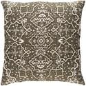 Surya Batik Pillow - Item Number: BAT003-2222
