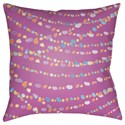 Surya Beads Pillow - Item Number: WMAYO003-1818