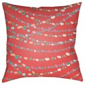 Surya Beads Pillow - Item Number: WMAYO004-1818