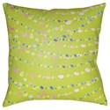 Surya Beads Pillow - Item Number: WMAYO005-1818
