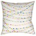 Surya Beads Pillow - Item Number: WMAYO008-2020
