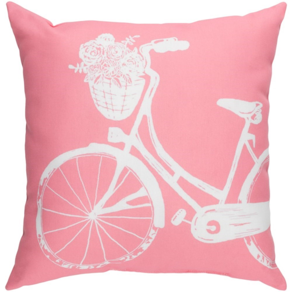 Bicycle Pillow by Ruby-Gordon Accents at Ruby Gordon Home