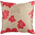 Surya Blossom1 Pillow - Item Number: HH047-1818D