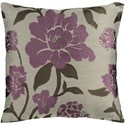 Surya Blossom1 Pillow - Item Number: HH048-1818D