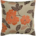 Surya Blossom1 Pillow - Item Number: HH053-1818D