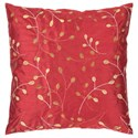 Surya Blossom1 Pillow - Item Number: HH093-1818D