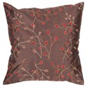 Surya Blossom1 Pillow - Item Number: HH094-1818D