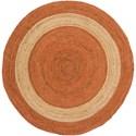 Surya Brice 8' Round Rug - Item Number: BIC7008-8RD