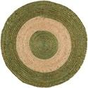 Surya Brice 3' Round Rug - Item Number: BIC7011-3RD