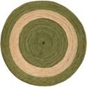 Surya Brice 8' Round Rug - Item Number: BIC7011-8RD