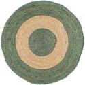 Surya Brice 3' Round Rug - Item Number: BIC7014-3RD