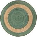Surya Brice 8' Round Rug - Item Number: BIC7014-8RD