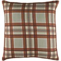 Surya Brigadoon Pillow - Item Number: BRG003-1818