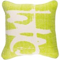 Surya Bristle Pillow - Item Number: BT004-2020