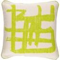 Surya Bristle Pillow - Item Number: BT008-2020