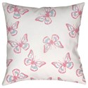 Surya Butter Pillow - Item Number: LIL020-1818