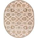 Surya Caesar 8' x 10' Oval Rug - Item Number: CAE1178-810OV