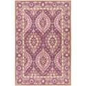 Ruby-Gordon Accents Castello 9' x 13' Rug - Item Number: CLL1023-913