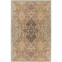 Ruby-Gordon Accents Castello 4' x 6' Rug - Item Number: CLL1025-46