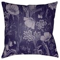Surya Chinoiserie Floral Pillow - Item Number: CF034-2222