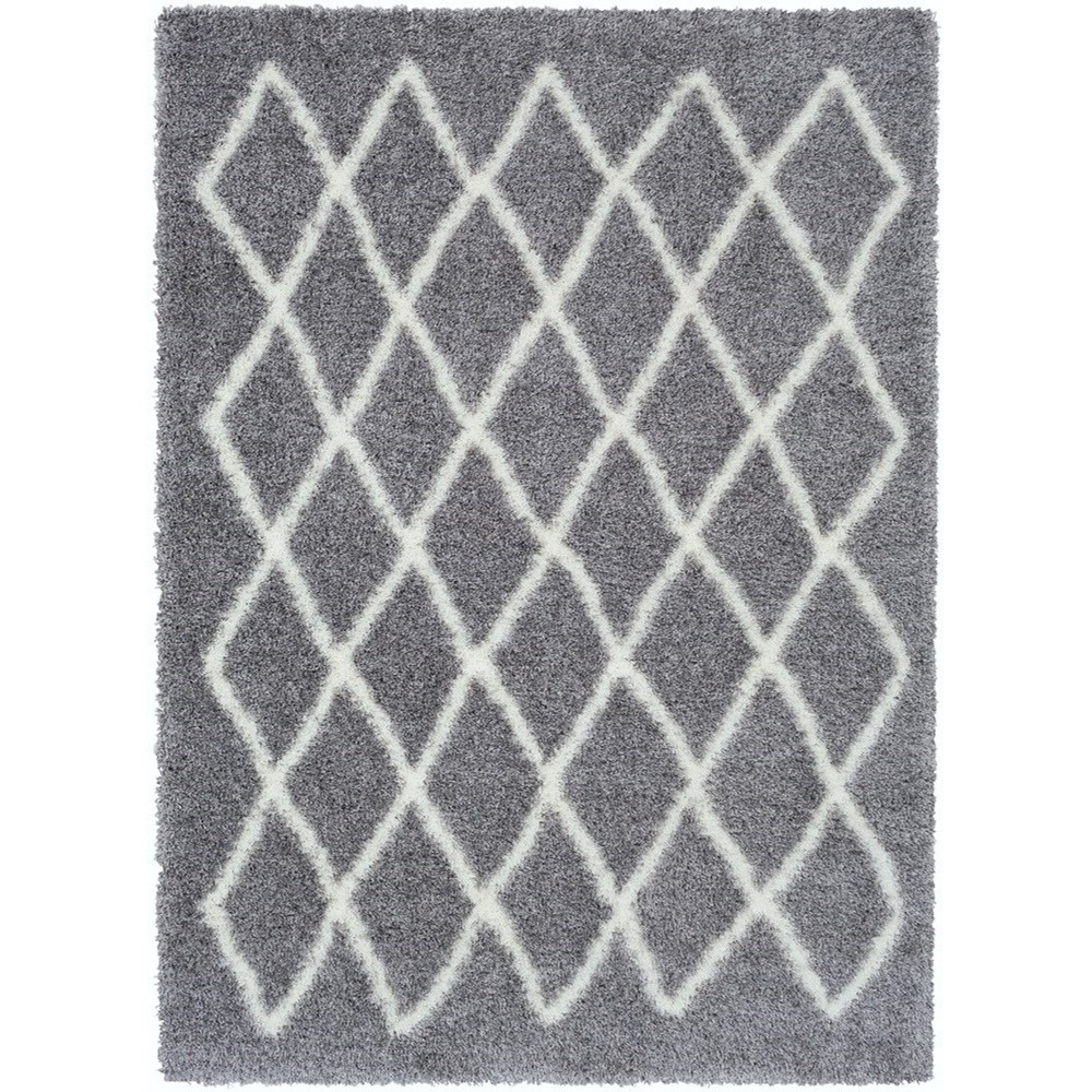 "Surya Cloudy Shag 5'3"" x 7'3"" Rug - Item Number: CYS3413-5373"