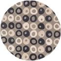 9596 Cosmopolitan 8' Round Rug - Item Number: COS9287-8RD