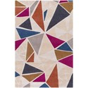 "Ruby-Gordon Accents Cosmopolitan 3'6"" x 5'6"" Rug - Item Number: COS9297-3656"