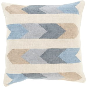 Surya Cotton Kilim Pillow