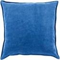 Surya Cotton Velvet Pillow - Item Number: CV014-1818
