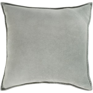 Surya Cotton Velvet Pillow