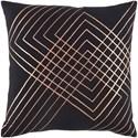 Surya Crescent Pillow - Item Number: CSC001-2222P