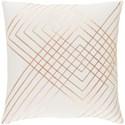 Ruby-Gordon Accents Crescent Pillow - Item Number: CSC003-1818D