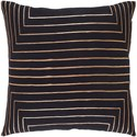Ruby-Gordon Accents Crescent Pillow - Item Number: CSC005-1818D