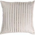 Surya Crescent Pillow - Item Number: CSC008-1818P