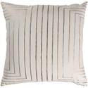 Surya Crescent Pillow - Item Number: CSC008-2020